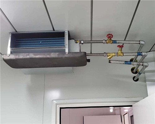 中央空调室内机安装