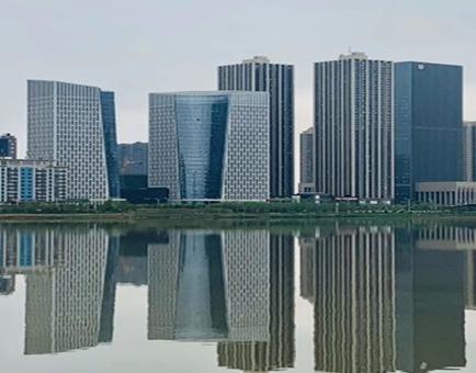 武汉网易通达广场效果图